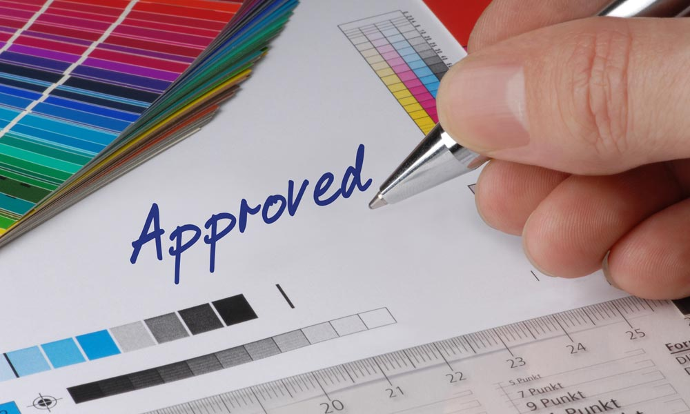 Proof Approval Checklist